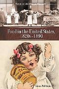 Food in the United States, 1820s-1890
