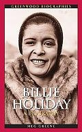 Billie Holiday A Biography