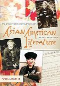 The Greenwood Encyclopedia of Asian American Literature