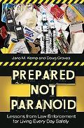 Prepared Not Paranoid