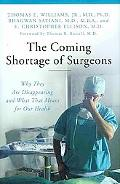 The Coming Shortage of Surgeons: Why They Are Disappearing and What That Means for Our Healt...