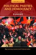 Political Parties and Democracy: Europe (Political Parties in Context)