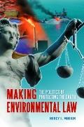 Making Environmental Law : The Politics of Protecting the Earth