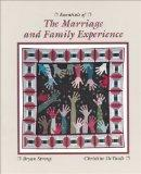 Essentials of the Marriage and Family Experience :