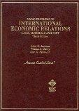 Legal Problems of International Economic Relations Cases, Materials and Text on the National...