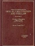 Cases and Materials on Sexual Orientation and the Law