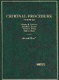 Lafave, Israel, King and Kerr's Hornbook on Criminal Procedure, 5th