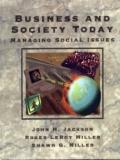 Business and Society Today Managing Social Issues