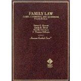 Family Law Cases, Comments and Questions