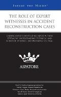 The Role of Expert Witnesses in Accident Reconstruction Cases: Leading Experts on Utilizing ...
