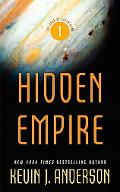 Hidden Empire [Saga of Seven Suns Series]