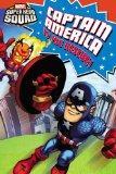 Super Hero Squad: Captain America to the Rescue! (Marvel Super Hero Squad Readers)