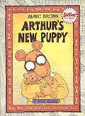 Arthur's New Puppy An Arthur Adventure