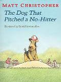 Dog That Pitched a No-Hitter
