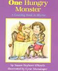 One Hungry Monster: A Counting Book in Rhyme - Susan Heyboer O'Keefe - Paperback - Reprint