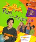 Zoom Fun with Friends; 50+ Great Games, Parties, Recipes, Jokes and More - Amy E. Sklansky