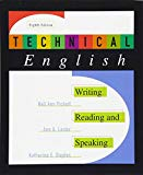 Technical English Writing, Reading, and Speaking