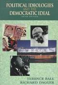 Political Ideologies+democratic Ideal