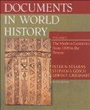 Documents in World History, Volume II: From 1500 to the Present (2nd Edition)