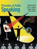Principles of Public Speaking