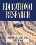 Educational Research An Introduction