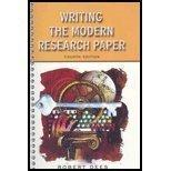 Writing the Modern Research Paper, Fourth Edition
