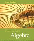 Intermediate Algebra (Woodbury Developmental Algebra Series)