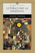 Literature As Meaning