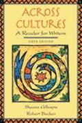 Across Cultures A Reader For Writers