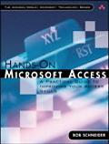 Hands-on Microsoft Access A Practical Guide to Improving Your Access Skills