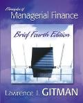 Principles Of Managerial Finance Brief