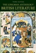 Longman Anthology of British Literature The Victorian Age
