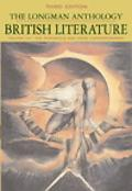 Longman Anthology of British Literature The Romantics And Their Contemporaries