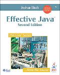 Effective Java Programming Language Guide