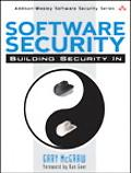 Software Security Building Security in