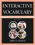 Interactive Vocabulary General Words