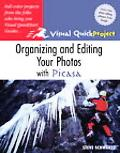 Organizing And Editing Your Photos With Picasa Visual Quickproject Guide