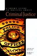 Short Guide to Writing About Criminal Justice