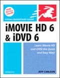 iMovie HD 6 & iDVD 6 for MAC OS X