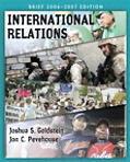 International Relations 2006-2007