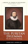 Puritan Dilemma The