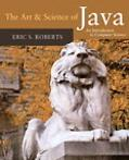 Art & Science of Java An Introduction to Computer Science