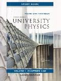 University Physics with Modern Physics with Mastering Physics Study Guide