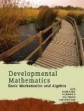 Developmental Mathematics Basic Mathematics and Algebra