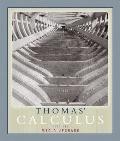 Thomas' Calculus 11th Media Upgrade Part One plus MyMathLab (11th Edition) (Pt. 1)