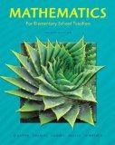 Mathematics for Elementary School Teachers Value Pack (includes MyMathLab/MyStatLab Student ...