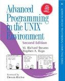 Advanced Programming in the UNIX Environment, Second Edition (Addison-Wesley Professional Co...