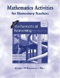 Mathemat. Reasoning for Elementary -Activities Manual