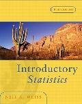 Introductory Statistics Value Pack (includes MINITAB Student Release 14 Statistical Software...