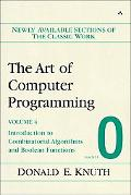 The Art of Computer Programming, Volume 4, Fascicle 0